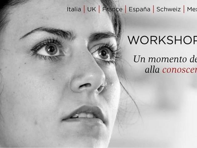Workshop Danze Sacre e Movimenti