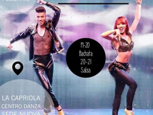 LET'S DANCE: stage con Federico Taglioni e Martina Papa