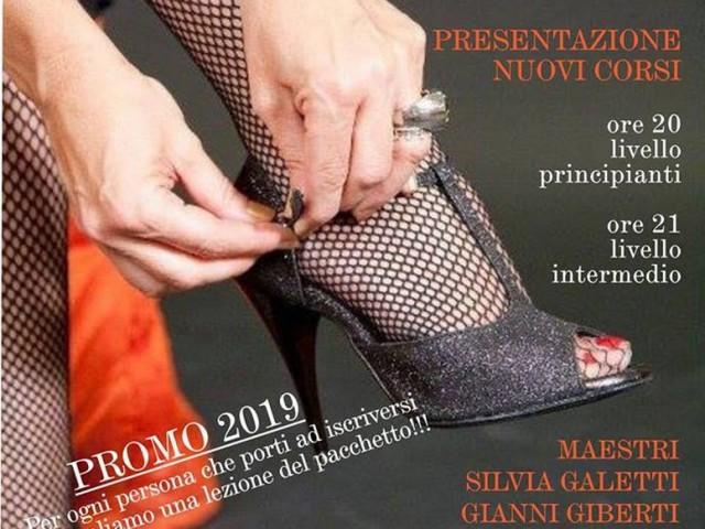Tango! Promo e nuovi corsi 2019