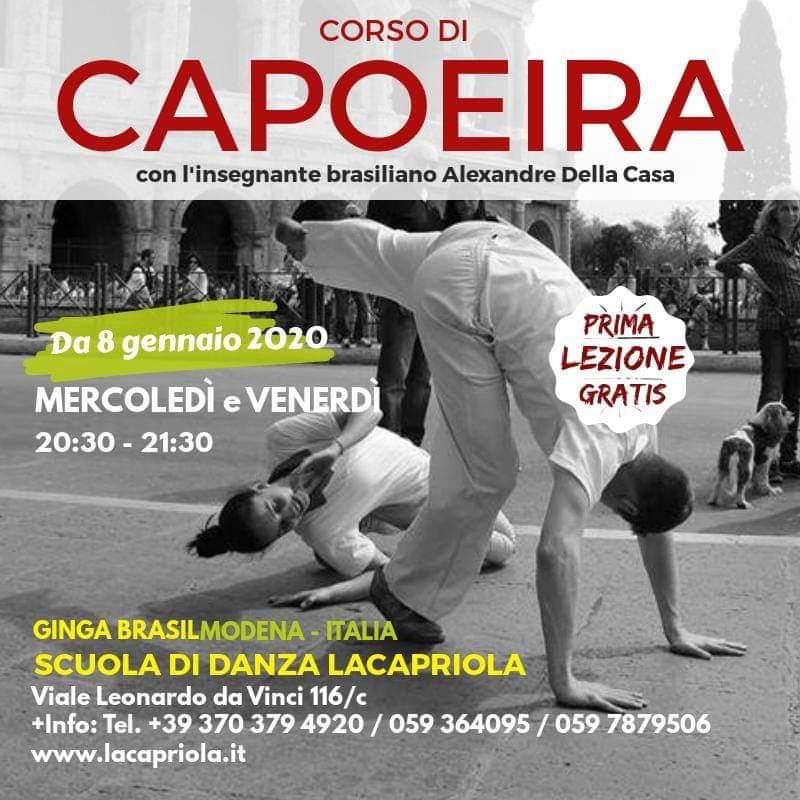 capoeira 2020